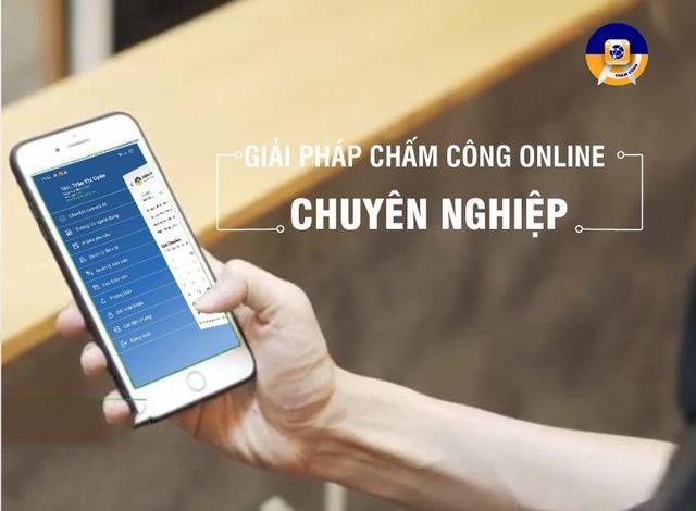 cham cong tu dong